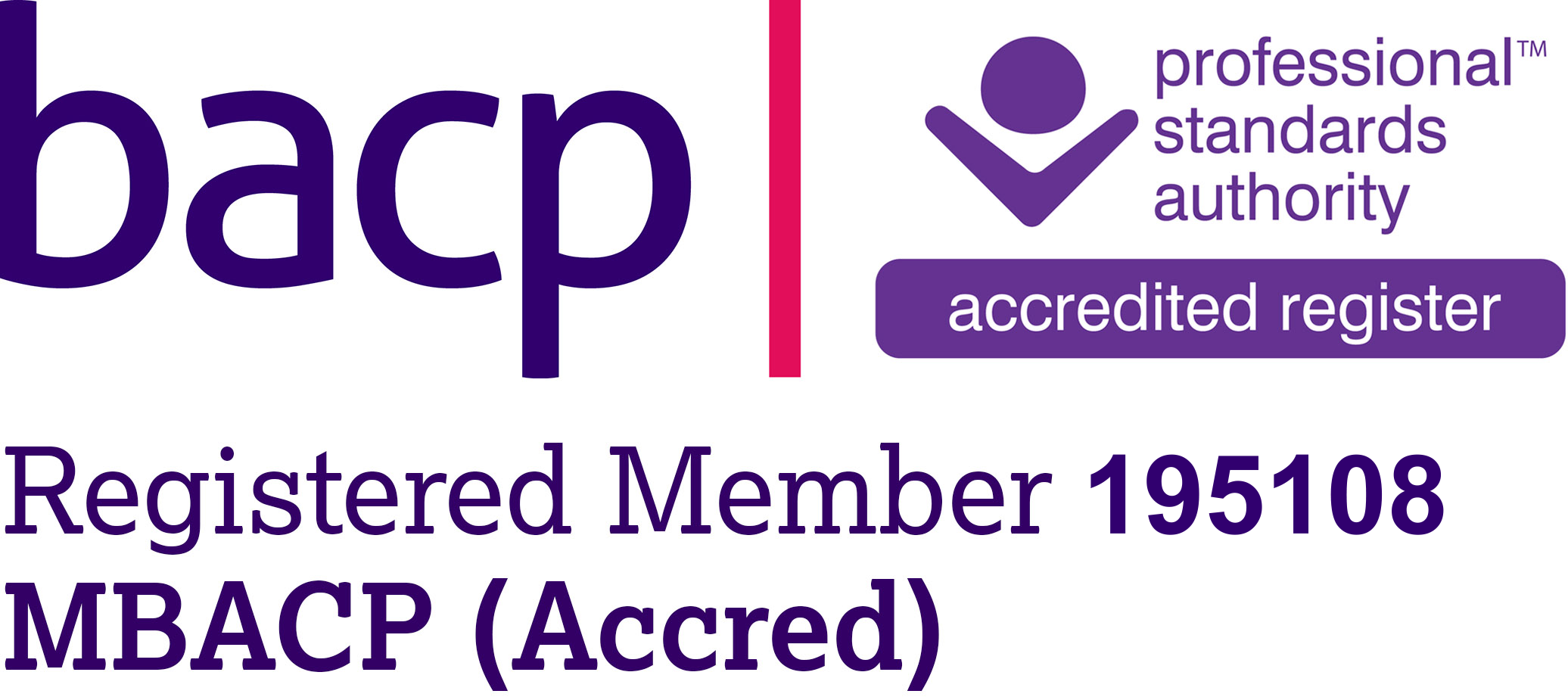 BACP Logo 2019 Accred - 195108
